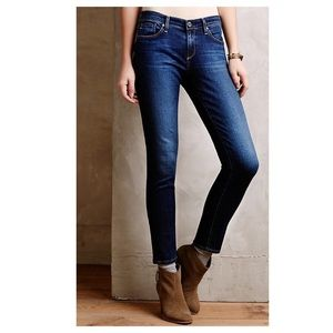 "AG Jeans ""the Stevie"" slim straight jeans"